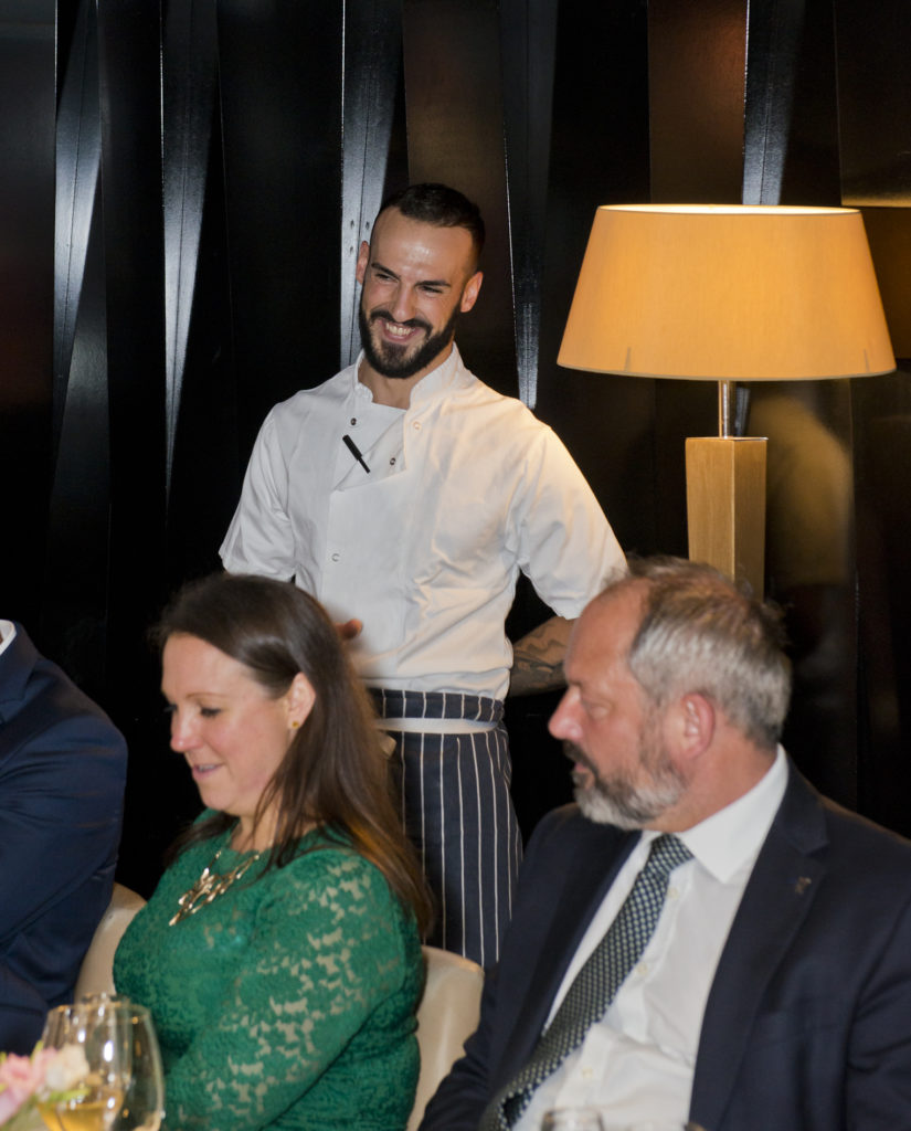 The Nth Degree Club Lunch at DD Restaurant 25th September 2019