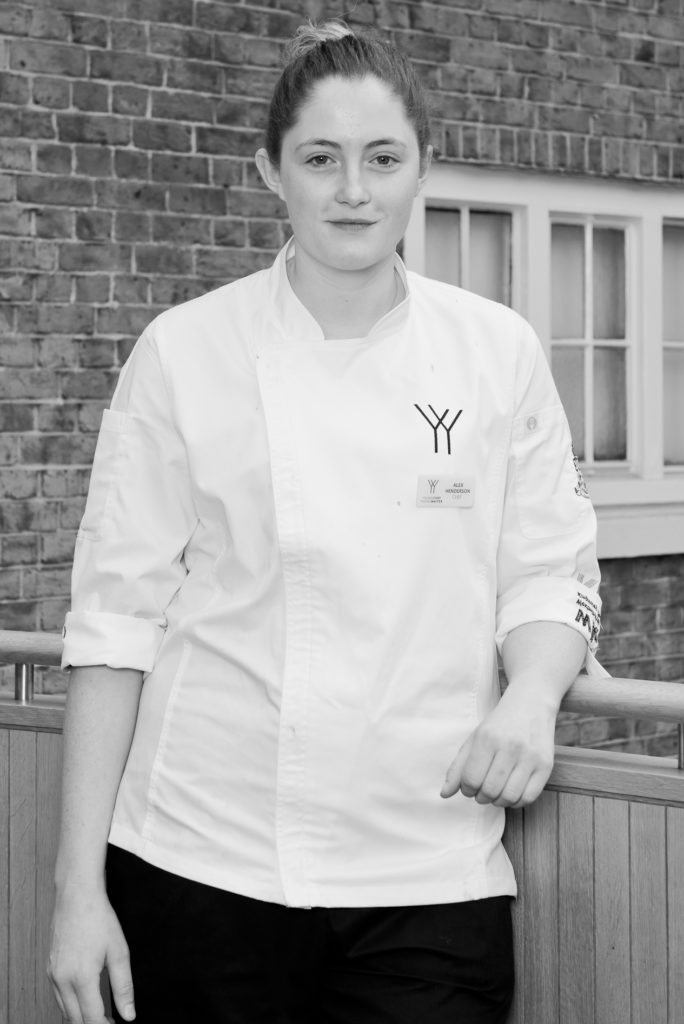 Young Chef Young Waiter Finalist