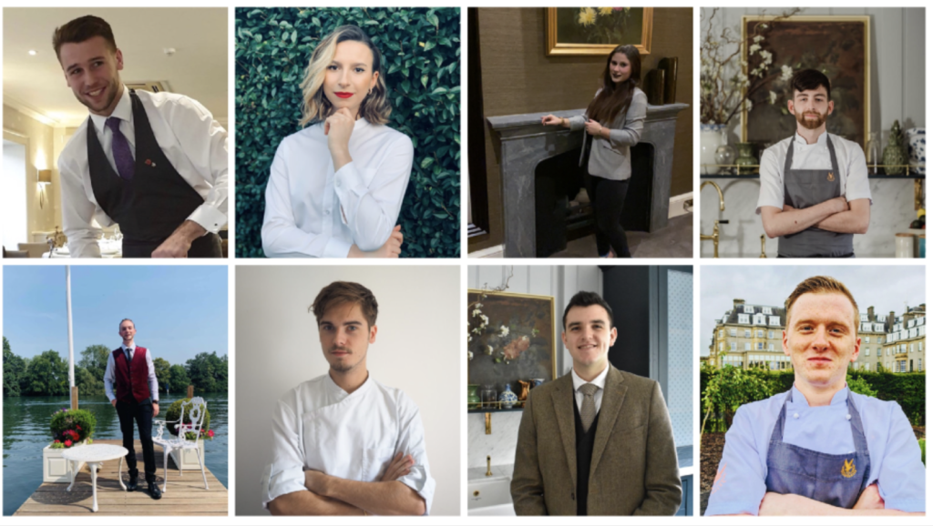 Young Chef Young Waiter 2020 Finalists